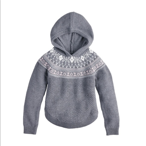 Cloud Chaser Other - KIDS printed hooded sweater!